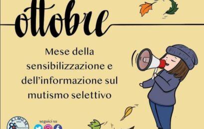 OTTOBRE: mese della consapevolezza sul MS